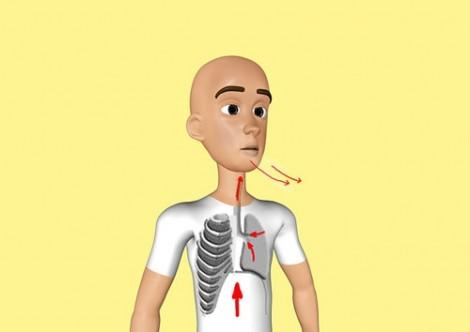Tại sao hít thở sâu giúp bình tĩnh?