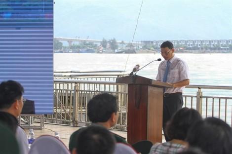 Việt Nam - Mỹ diễn tập ứng phó sự cố tràn dầu trên biển Đà Nẵng