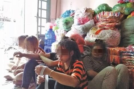 Đề nghị công an triệt phá đường dây bóc lột lao động trẻ em trái pháp luật