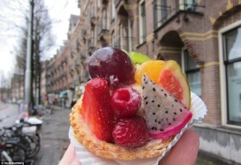 Chụp ảnh trước khi ăn giúp bạn giảm cân