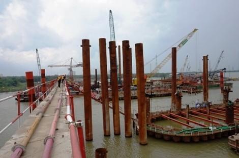 Cận cảnh đại công trình chống ngập 10.000 tỷ đồng ở Sài Gòn