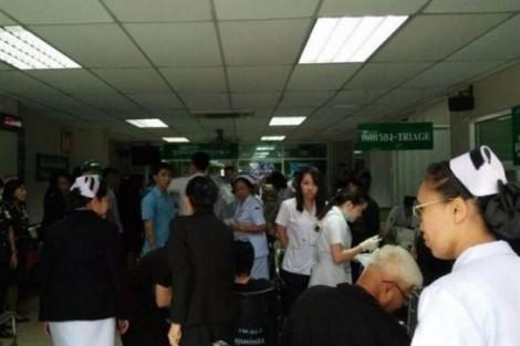 Nổ lớn ở bệnh viện Thái Lan, 23 người thương vong
