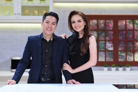 Chồng Hoa hậu Diễm Hương nghĩ vợ bị 'điên' khi dạy con