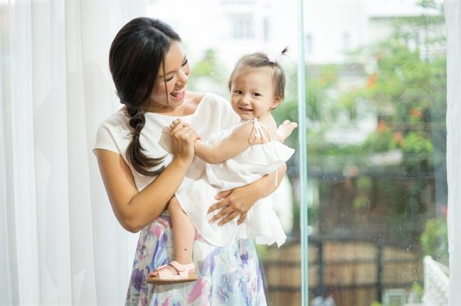 Phuong Vy: Ngay nao cung la tet Thieu nhi cua con