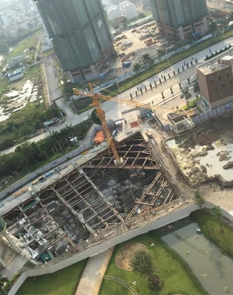 Dự án chung cư lớn nhất TP.HCM bất ngờ 'đứng hình'