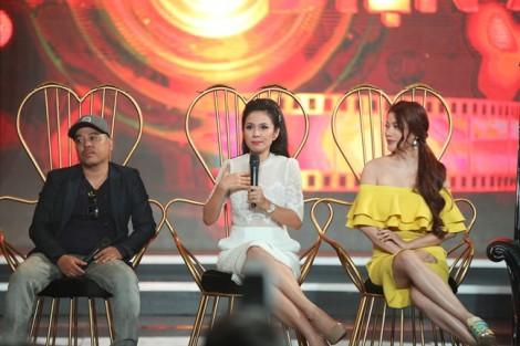 Việt Trinh, Trương Ngọc Ánh như 'cá gặp nước' khi ngồi ghế nóng gameshow mới
