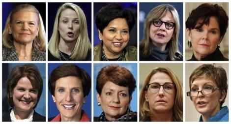 Dù thu nhập cao nhất thế giới, các CEO nữ vẫn bị phân biệt giới