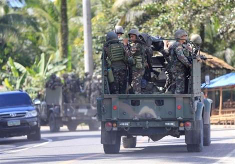 Philippines tiêu diệt chiến binh nước ngoài do IS cử đến