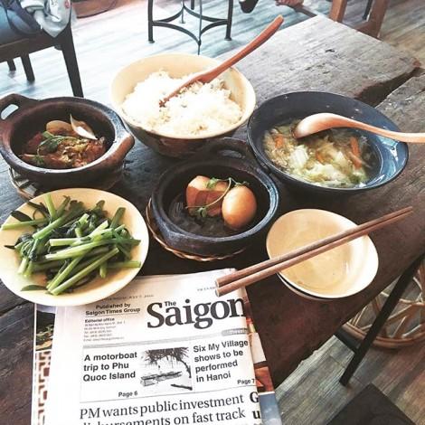Những quán cơm ở Sài Gòn chạnh lòng nhớ cơm mẹ nấu