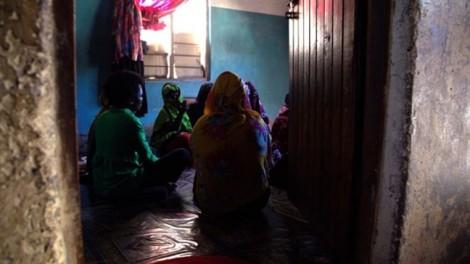 Chuyện buồn của những nô lệ tình dục chiến binh Hồi giáo