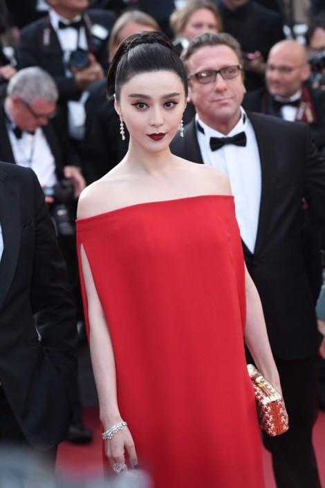 Phạm Băng Băng: 'Tôi như con ngốc khi Lý Thần xuất hiện ở Cannes'