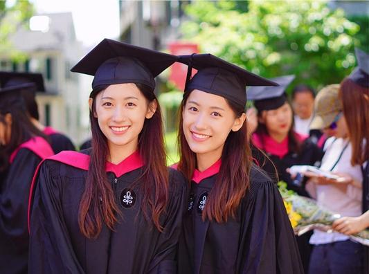 Cap song sinh xinh dep cung tot nghiep Thac si truong Harvard