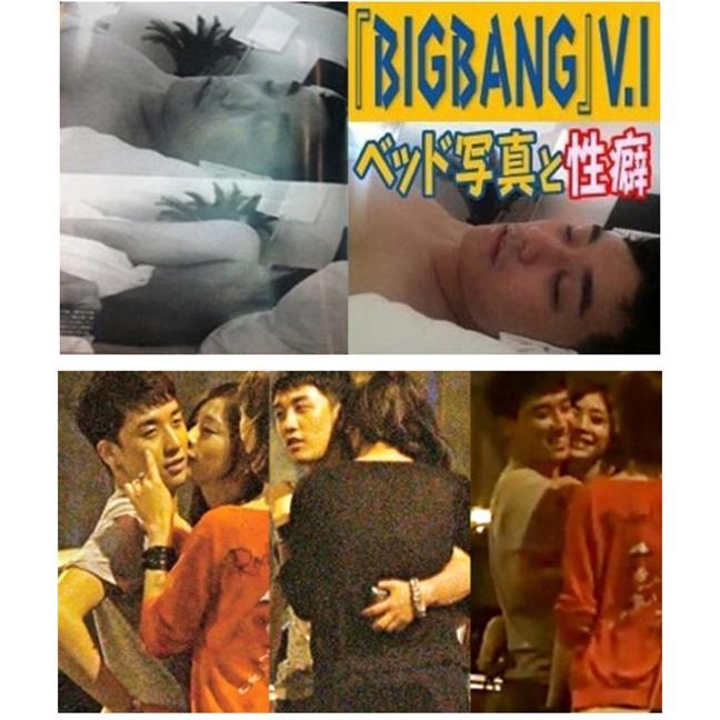Big Bang: Khong chi T.O.P moi 'lam tai nhieu tat'