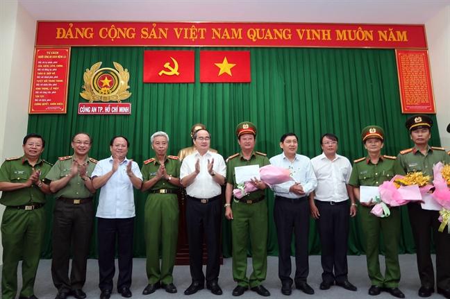 Bi thu Nguyen Thien Nhan: Chuyen an 516E da di vao lich su dau tranh, tran ap toi pham ve ma tuy