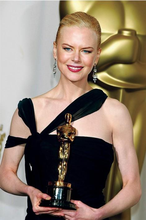 Nicole Kidman: Rực rỡ sau những ngày buồn
