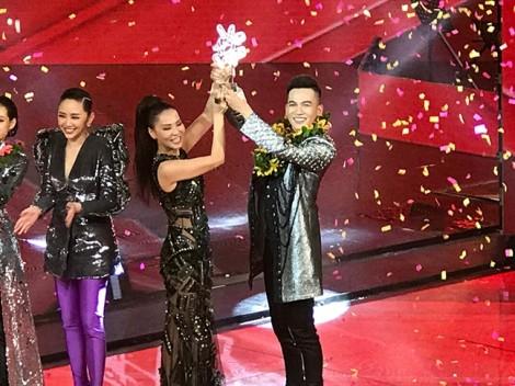 Thu Minh 'khỏe' với chiến thắng của Ali Hoàng Dương hơn là với Hương Tràm