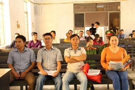 Triệu tập hơn 600 người trong buổi xét xử vụ án đa cấp ở Đắk Lắk