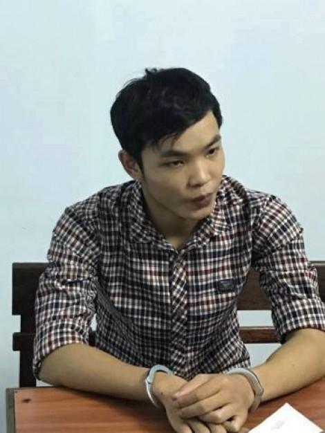 Nam sinh viên đi cướp hai tiệm vàng ở Đà Nẵng vì nợ ngân hàng