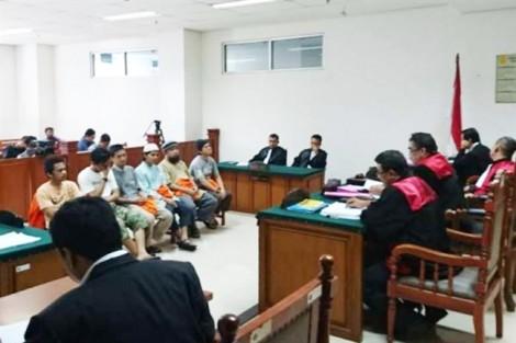 Kết án nhóm khủng bố âm mưu bắn rocket từ Indonesia sang Singapore