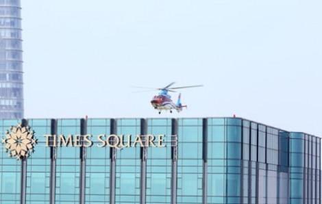 Mở đường bay trực thăng đưa khách từ trung tâm đi Tân Sơn Nhất