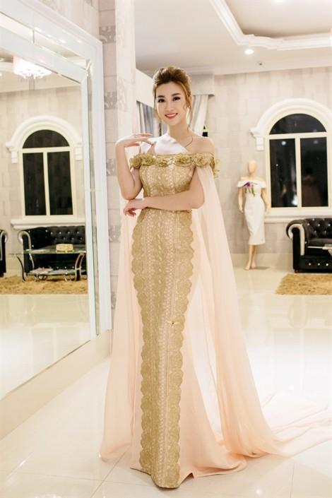 Đỗ Mỹ Linh, Trương Thị May sang Campuchia chúc mừng Vũ Thu Phương
