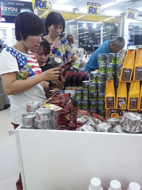 Sữa đặc có đường ngoại nhập: Công ty… 'ma',  phù phép chất lượng