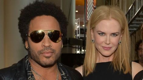 Nicole Kidman đã từng đính hôn với Lenny Kravitz?