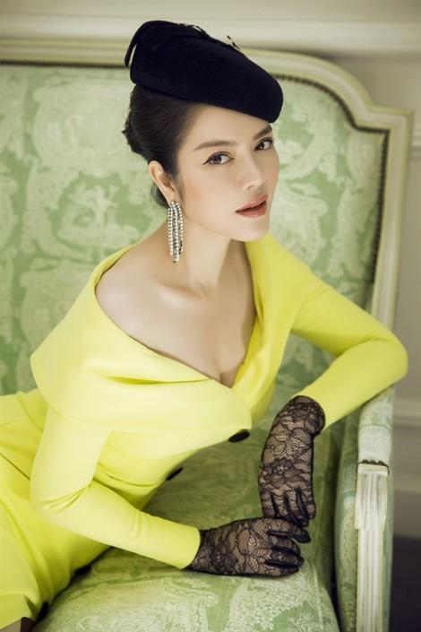 Lý Nhã Kỳ tư vấn phái đẹp cách sử dụng kim cương