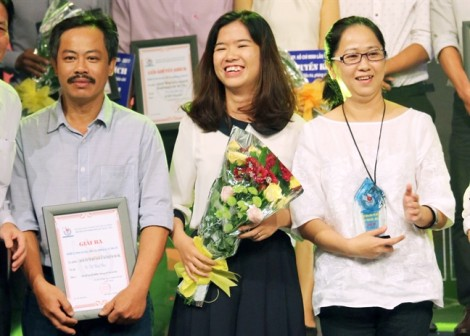 Báo Phụ Nữ đoạt 8 giải thưởng báo chí TP.HCM lần thứ 35