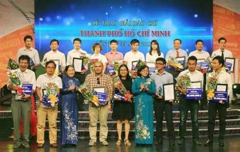 Báo Phụ Nữ đoạt nhiều giải thưởng ở thể loại phóng sự, điều tra