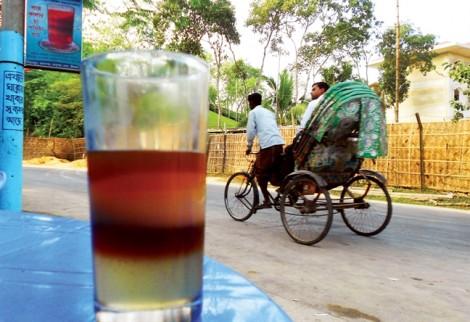 Trà 5 màu miền sơn cước Srimangal