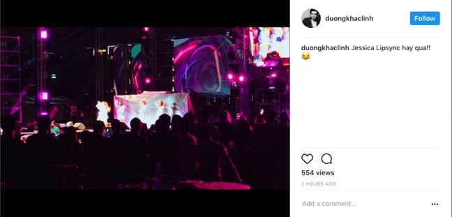 Che Jessica hat nhep, nhac si Duong Khac Linh bi fan Kpop tan cong