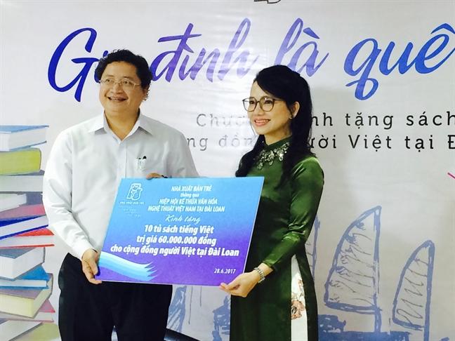 Tac pham cua Nguyen Nhat Anh, Nguyen Ngoc Tu den Dai Loan