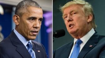 Mục tiêu mới của Tổng thống Trump: Barack Obama!