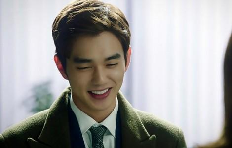 Những mỹ nam Hàn có nụ cười 'gây sát thương'