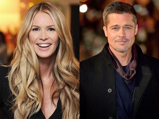 Lai ro thong tin Brad Pitt hen ho 'bong hong' moi sau chia tay Angelina Jolie