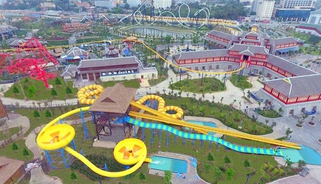 Sun Group cong bo uu dai khung 'Ngao du 5 chau, 4 bien cung Sun World'