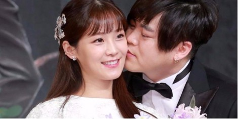 Những sao Hàn điêu đứng chỉ vì đám cưới