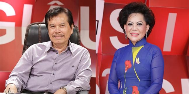 Chong Giao Linh lam tro ly khong luong cho vo hon 30 nam qua