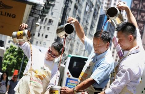 Trà sữa Hồng Kông... thong dong thưởng thức!