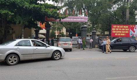 Ông Nguyễn Đức Chung về Đồng Tâm công bố kết luận thanh tra