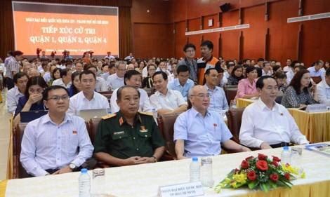 Chủ tịch nước Trần Đại Quang: 'Hơn ai hết những người lãnh đạo phải nói không với tham nhũng'