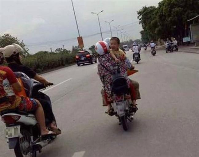 Tu vu be trai o Quang Binh, cac me chia se kinh nghiem de tre khong bi bat coc