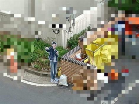 Fan ném hình Song Joong Ki ra đường sau thông tin kết hôn với Song Hye Kyo