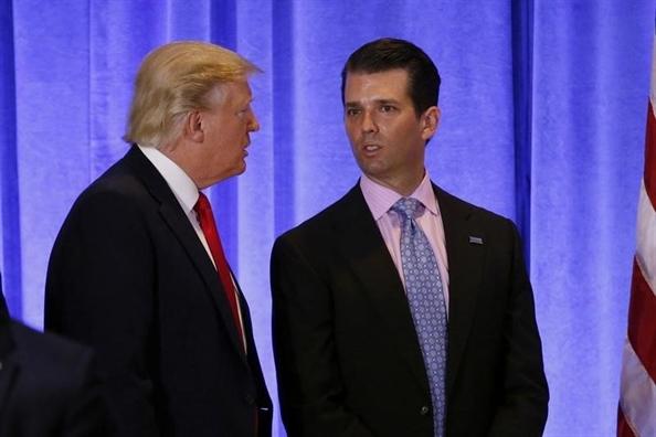 He lo vai tro cua 'cau am' nha Trump trong nghi an 'thong dong' voi Nga
