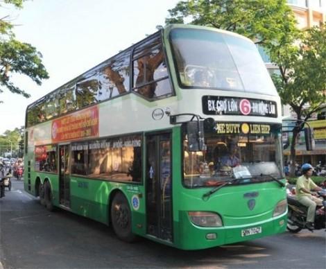 TPHCM: Sẽ dừng xe buýt 2 tầng, bán 'xác' 100 triệu đồng/xe