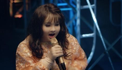 Khả năng ca hát của Minh Hằng có đáng yên tâm khi xuất hiện trên màn ảnh?