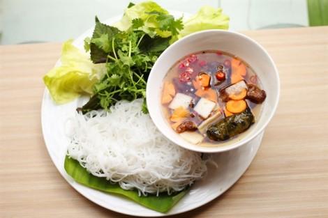 Những món bún Bắc giữa Sài Gòn ngày dịu nắng