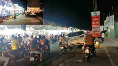 Q.Bình Tân, TP.HCM: Lại ngăn đường làm... hội chợ