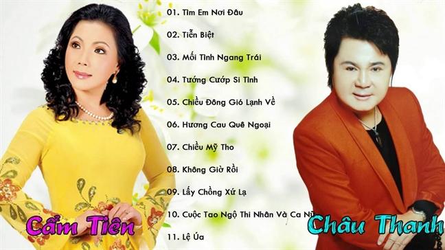 Nhung nga re dinh menh cua nghe si cai luong Chau Thanh